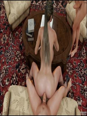 3D Porn Comics Blackadder- Dickgirls 11 Porn Comic 37