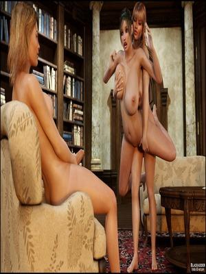 3D Porn Comics Blackadder- Dickgirls 11 Porn Comic 38
