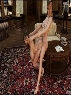 3D : Blackadder- Dickgirls 11 Porn Comic sex 43