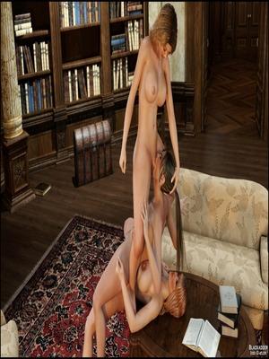 3D : Blackadder- Dickgirls 11 Porn Comic sex 63