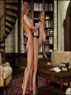 3D Porn Comics Blackadder- Dickgirls 11 Porn Comic 70