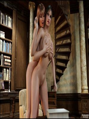 3D : Blackadder- Dickgirls 11 Porn Comic sex 71