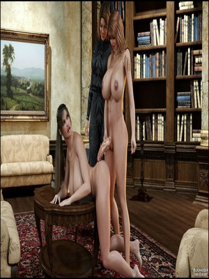 3D Porn Comics Blackadder- Dickgirls 11 Porn Comic 80