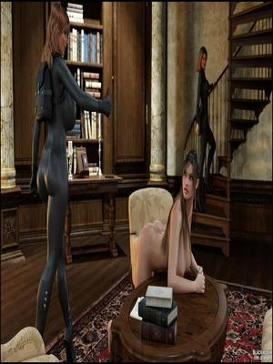 3D : Blackadder- Dickgirls 11 Porn Comic sex 81