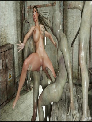 3D Porn Comics Blackadder- The Lighthouse Porn Comic 32