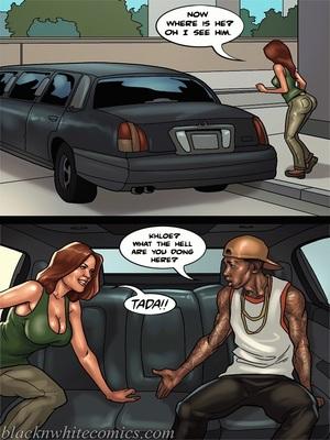 Interracial Comics BlacknWhite-The KarASSians the Next Generation Porn Comic 63