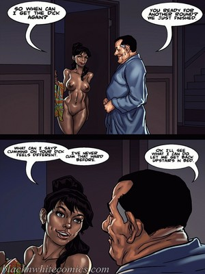 Interracial Comics BlacknWhite- The Mayor 3 Porn Comic 10