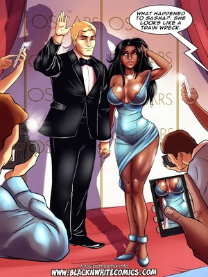 Interracial Comics BlackNwhite- The Red Carpet- BNW Porn Comic 30