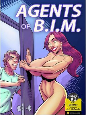 Porn Comics - Bot- Agents of B.I.M Issue 2 free Porn Comic