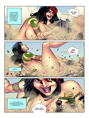 Adult Comics Bot- Beyond the Law – Reversal 2 Porn Comic 08