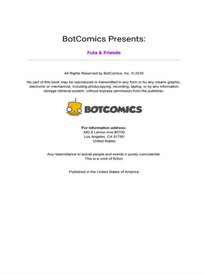 Adult Comics Bot- Futa & Friends Issue #1 Porn Comic 02
