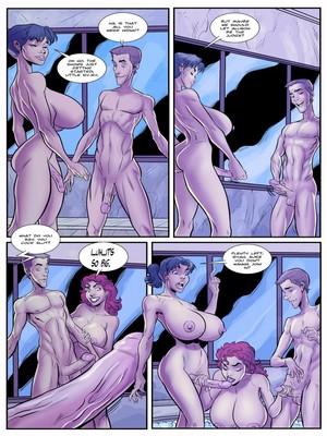 Adult Comics Bot- Futa & Friends Issue #1 Porn Comic 08