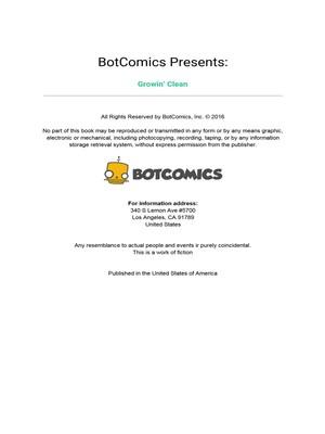 Adult Comics Bot- Growin' Clean Porn Comic 02