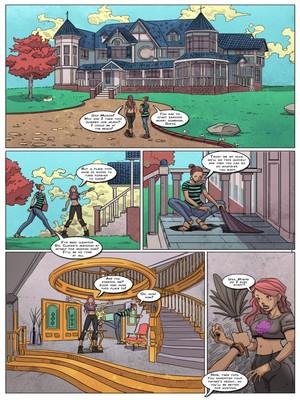 Adult Comics Bot- Growin' Clean Porn Comic 03