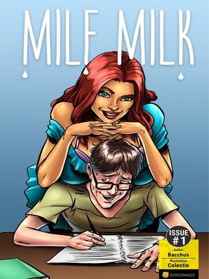 Porn Comics - Bot- Milf Milk free Porn Comic