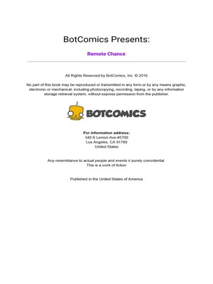 Adult Comics Bot- Remote Chance- Issue #1 Porn Comic 02