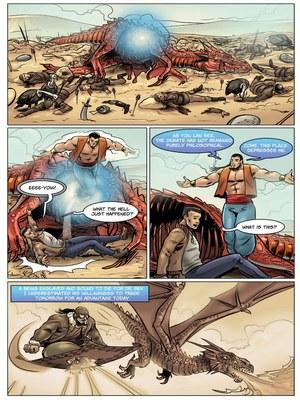Bot- The Three Wish War Issue 02 free Porn Comic sex 03