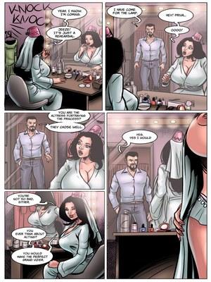 Bot- The Three Wish War Issue 02 free Porn Comic sex 12