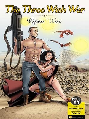 Porn Comics - Bot- The Three Wish War free Porn Comic