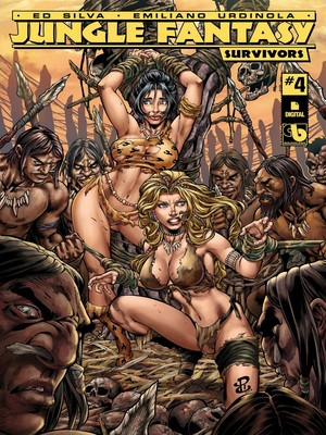 Porn Comics - Boundless- Jungle Fantasy Survivor 4 free Porn Comic