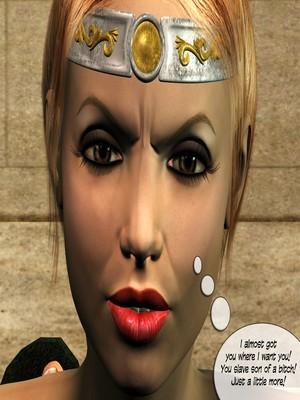 3D Porn Comics Britney Smear's in Gladiatrix Slut Porn Comic 20