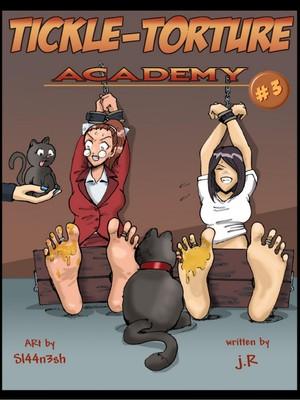 Porn Comics - [Cagri] Tickle – Torture Academy 3 free Porn Comic