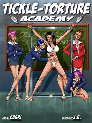 Porn Comics - [Cagri] Tickle – Torture Academy free Porn Comic