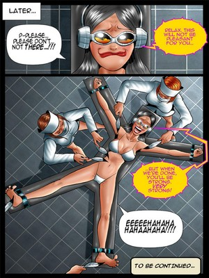 [Cagri] Tickle – Torture Academy 4 free Porn Comic