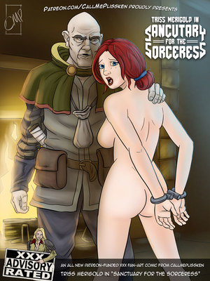 Porn Comics - CallMePlisskin- Sanctuary For The Sorceress free Porn Comic