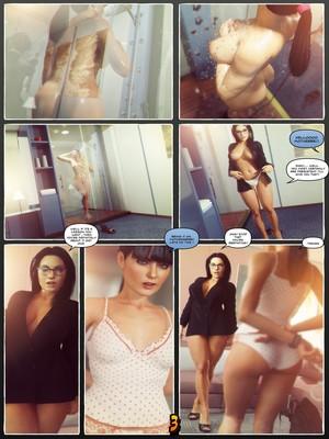 Incest Comics Carey Carter- Family Practice Porn Comic 03