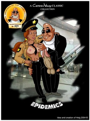 Porn Comics - CartoonValley- Agent Fuckspeed free Porn Comic