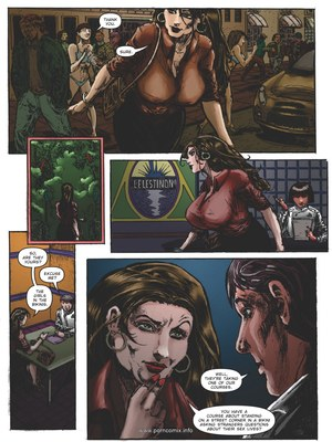 Adult Comics Celestinon 02- Mind Control Porn Comic 04