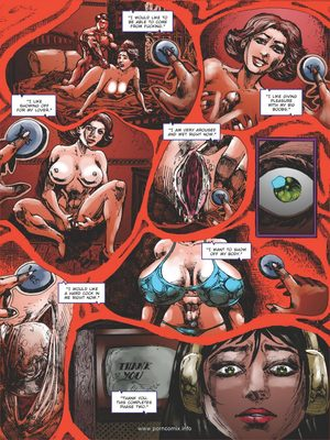 Adult Comics Celestinon 02- Mind Control Porn Comic 12