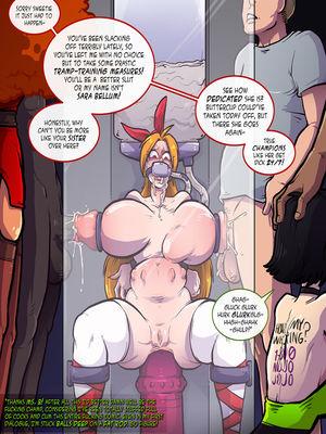 Adult Comics Chemical D (Powerpuff Girls)- Sparrow Porn Comic 13