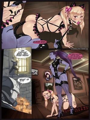 Porncomics Cherry-Gig – Overwatch BdsmMaker Porn Comic 03