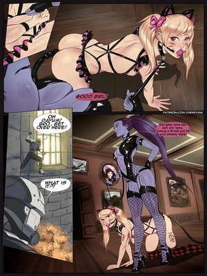 Porncomics Cherry-Gig- Overwatch BdsmMaker Porn Comic 03