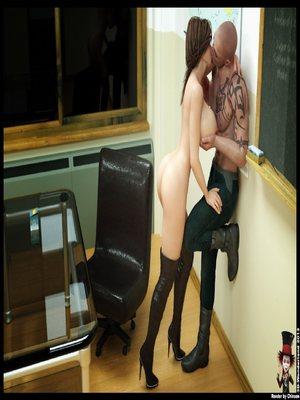 3D Porn Comics Chinsen- Detention- [3D Wonderland] Porn Comic 16