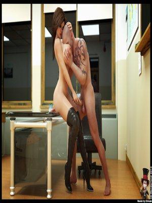 3D Porn Comics Chinsen- Detention- [3D Wonderland] Porn Comic 18