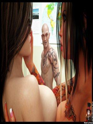3D Porn Comics Chinsen- Detention- [3D Wonderland] Porn Comic 50