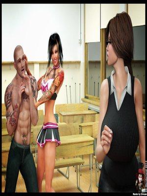 3D Porn Comics Chinsen- Detention- [3D Wonderland] Porn Comic 72