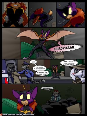 Adult Comics Chiropterana Begins Porn Comic 04