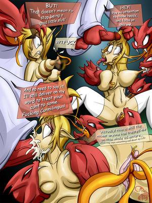 Cicada- Linkette to the Past free Porn Comic sex 07