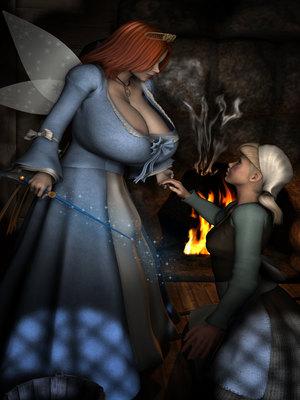 3D : Cinderella Fuck- Pixelme Porn Comic sex 04