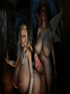 3D : Cinderella Fuck- Pixelme Porn Comic sex 39