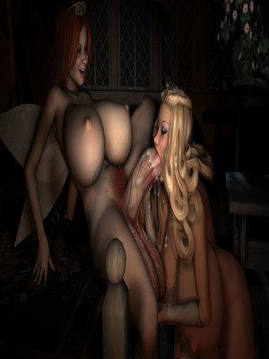 3D Porn Comics Cinderella Fuck- Pixelme Porn Comic 48