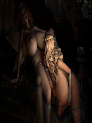 3D : Cinderella Fuck- Pixelme Porn Comic sex 51