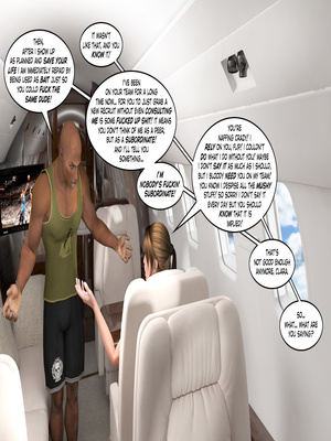 3D Porn Comics Clara Ravens 3- Homeward Bound Porn Comic 12