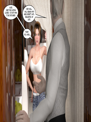 3D Porn Comics Clara Ravens 3- Homeward Bound Porn Comic 17