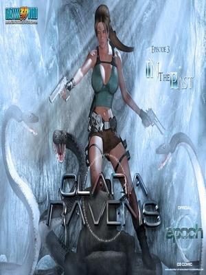Porn Comics - 3D : Clara Ravens 3- In The Past Porn Comic