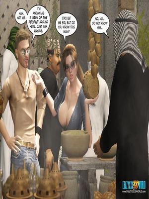3D Porn Comics Clara Ravens 3- In The Past Porn Comic 04